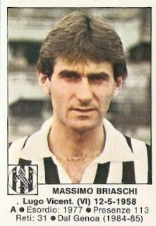 Massimo Briaschi of Juventus in Football Stickers, Juventus Fc, Old Women, Grande, 1980s, Legends, Lady, Trading Cards, Soccer