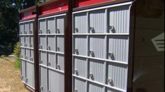 Canada Post's plans to install more super mailboxes have sparked controversy - and lawn chair sit-ins - across Canada.