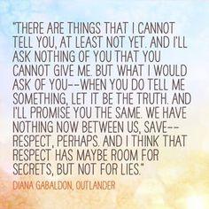 ~ Jamie, Outlander