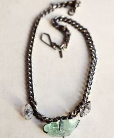 3 Stone Necklace