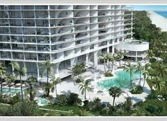 Jade Signature, Condos in Sunny Isles Beach, Florida. 2 Bedroom Residences, 2,065 sq.ft. + Terraces. Price range: $2,912,000 - $3,212,000