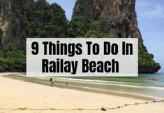 9 Fun things to do In Railay Beach, Thailand! Railay Beach is a truly amazing travel destination, so check these tips out! 100 Life Hacks, Useful Life Hacks, Organization Hacks, Bedroom Organization, Organizing Ideas, Air Cleaning Plants, Railay Beach, Decoration Plante, Homemade Soap Recipes