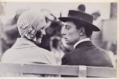 Marceline Day  Buster Keaton, The Cameraman, 1928 Triple greatness! Marceline Day-beautiful, that cloche-gorgeous, Buster Keaton-love