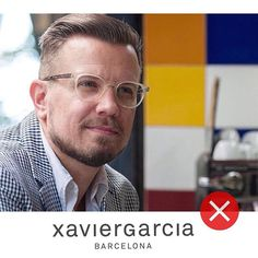 Don't forget to discover our new collection! Full of design, colorful and of course, with Barcelona soul.  Visit our website and discover it!  #Barcelona #bcn #design #glasses #gafas #diseño #eyewear #instagood #instamoment #men #menfashion #fashion #collection #xaviergarcia