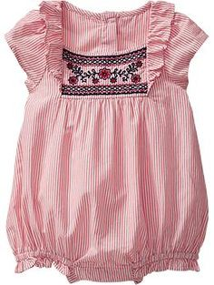Striped Bubble One-Pieces for Baby | Old Navy