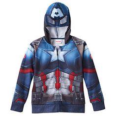 Boys 4-7x Marvel Cap