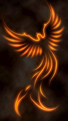 DeviantArt: More Like Phoenix Feather Tattoo by KHDPhotography Phoenix Feather Tattoos, Small Phoenix Tattoos, Phoenix Tattoo Design, Simple Phoenix Tattoo, Tattoo Phoenix, Tatoo Art, Body Art Tattoos, Cool Tattoos, Tatoos