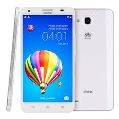 [USD155.72] [EUR141.88] [GBP111.39] Refurbished Original Huawei Honor 3X G750 8GB