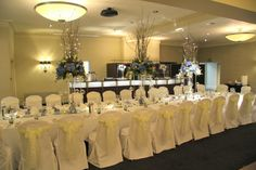 Flower Design Events: Paul & Dean's Fabulous Spring Wedding Day at The Grand Hotel