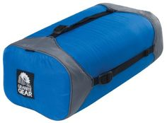 Granite Gear Block Solid Compression Stuff Sack - Blue 22L ** Find out more about the great product at the image link.