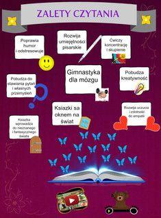 Zalety czytania
