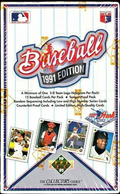 700 BASEBALL CARDS LOT IN FACTORY SEALED PACKS 80/'S-00