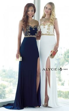Alyce Paris  Prom Dress Style #6361