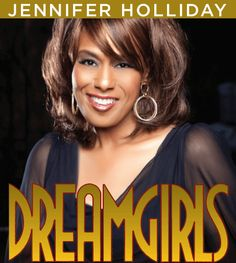 Jennifer Holliday. the most moving and brilliant voice I have heard during any play on Broadway.  A great Broadway show.