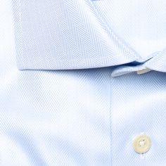 $169 Nel blu Men's shirt, Italian fabric