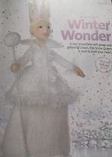 Alan Dart Snow Queen KNITTING PATTERN Toy Sirdar Crafts Winter Gift Christmas