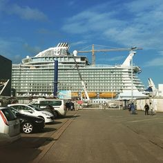April 5 2016 - Harmony of the Seas