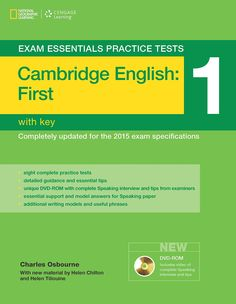 Cambridge English : First (FCE) : [with key] / Charles Osbourne ; with new material by Helen Chilton and Helen Tiliouine
