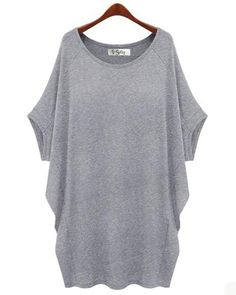Comfy weekend slouchy dress =)