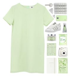 """Over 8000 followers"" by dianakhuzatyan ❤ liked on Polyvore featuring Fujifilm, H&M, Kate Spade, Laura Mercier, adidas, Simple, Christy, Casetify, Lauren Klassen and Rock 'N Rose"
