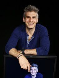 "Max Joseph, host of MTV's series ""Catfish: The TV Show"""