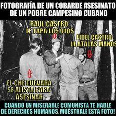 Post  #: Os Castros e Che Guevara... Sempre foram assassino...