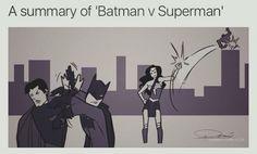 "toherrys: "" Pretty much how I'm expecting the whole Batman v Superman film to go "" Batman Vs Superman, Superman Film, Dc Trinity, Dc Memes, Dc Characters, Superman Characters, Batman Family, Detective Comics, Marvel Dc Comics"