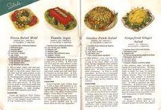 vegetable jello salad mold - Google Search