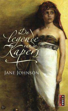 Jane Johnson - De legende van de kapers - ++++