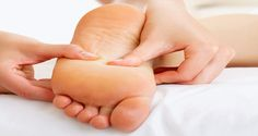 Find The Spine Spots On Your Feet And Remove All The Pain!