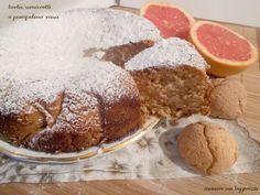 Torta+amaretti+e+pompelmo+rosa