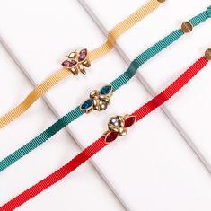 Pomysł na walentynkowy prezent: Biżuteria.💍💍 Marc Jacobs, Tory Burch, Valentines Day, Beaded Bracelets, Personalized Items, Metal, Jewelry, Ladybug, Valentine's Day Diy