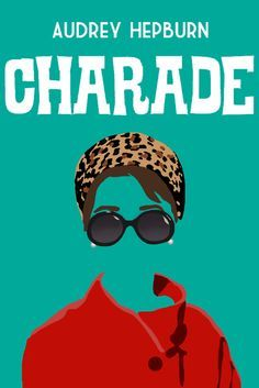 """""""Charade"""" ... 1956 ... Audrey Hepburn and Cary Grant in an incredible caper film. Stands the test of time. A must-see for classics and crime fans!"""