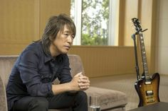 After 25 years B'z guitarist Tak Matsumoto still feels that creative fire