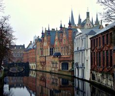 BRUGES, Belgium. Just awesome, right?