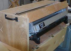 Fold-a-way Leigh Jig Case: Pic 3