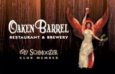 Welcome to Oaken Barrel Brewing Company