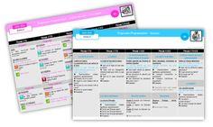 Documents Prof - CM - Progressions / Programmations-A