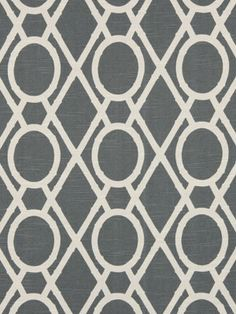Find This Pin And More On For The Home Bamboo Upholstery Fabric Modern Charcoal Gray And White Fabric