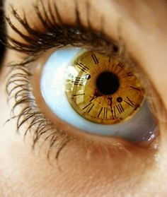 Time is in the eye of the beholder