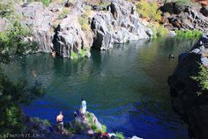 Swimming holes of California: Camp One of Allen's Favorites where he was park ranger California Destinations, California Camping, Half Moon Bay, Camping Spots, Camping Hacks, Rv Camping, Camping Equipment, Glamping, Backpacking