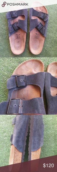Original Betula by Birkenstock shoes size 11 Betula by Birkenstocks comfy sandals in great condition, size women's 11 man's 9 Birkenstock Shoes Sandals