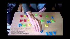 Terapeuta ocupacional - Marina Martínez Equipo de BSP Asistencia  Estimulación Selectiva: Objetivos: - Estimular la atención selectiva y memoria de trabajo - Trabajar la clasificación por categorías (en este caso colores, orden..) - Fomentar la motricidad fina y coordinación óculo-manual - Favorecer las funciones ejecutivas (planificar, monitorizar, ordenar, inhibir…) - Estimular la espontaneidad, el lenguaje por escrito y la lectura