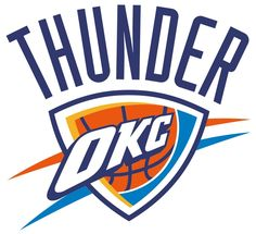 Oklahoma City Thunder Logo [EPS File]
