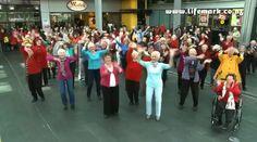 Grandma and Grandpa Flash Mob Will Make You Smile - Inspirational Videos