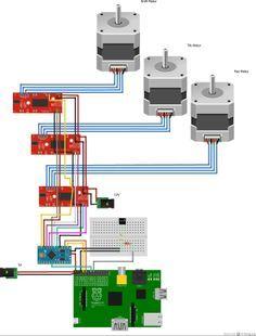 Arduino Photo Bot