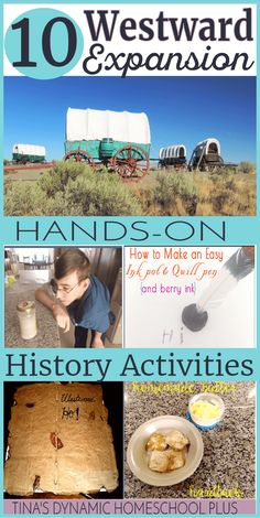 10 Westward Expansion Hands-on History Activities. Grab one of these ten westward expansion hands-on history activities when studying about the Oregon Trail 4th Grade Social Studies, Social Studies Activities, History Activities, Teaching Social Studies, Teaching History, History Classroom, Classroom Activities, Fun Activities, Classroom Ideas