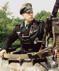 German Panzer commanders, WWII