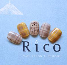 こんな組み合わせも♡の画像   国立市の Nail Salon & School Rico