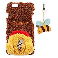 Winnie the Pooh Plush iPhone 6 Case
